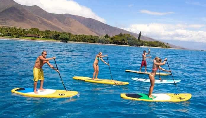 The Benefits Of Various Types Of Inflatable Paddle Board