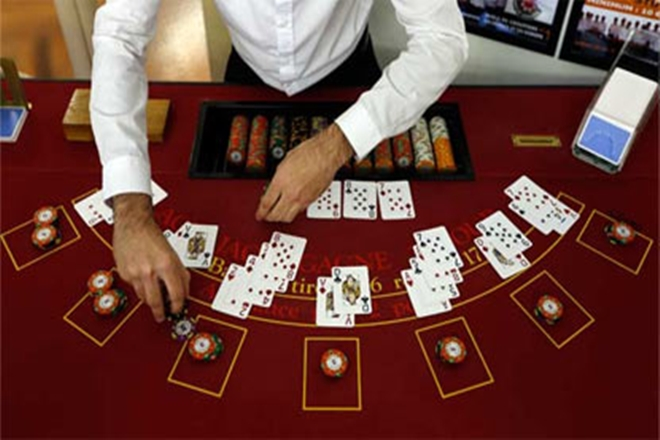 The Right Way To Quit Casino In 5 Days