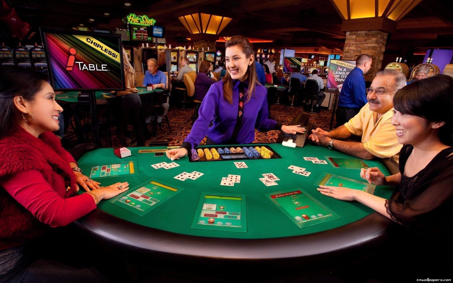 Online Casino Does Not Should Be Laborious Read These Three Tips