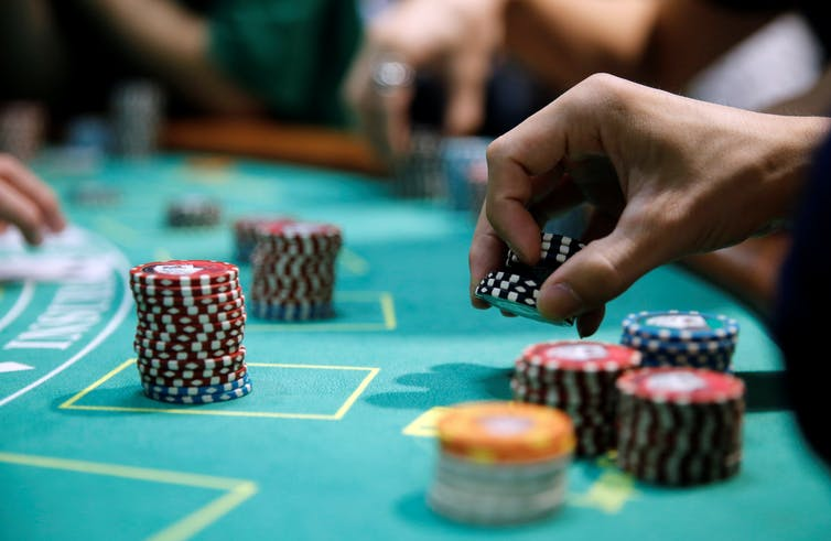 A Quick Way To Resolve The Gambling Downside